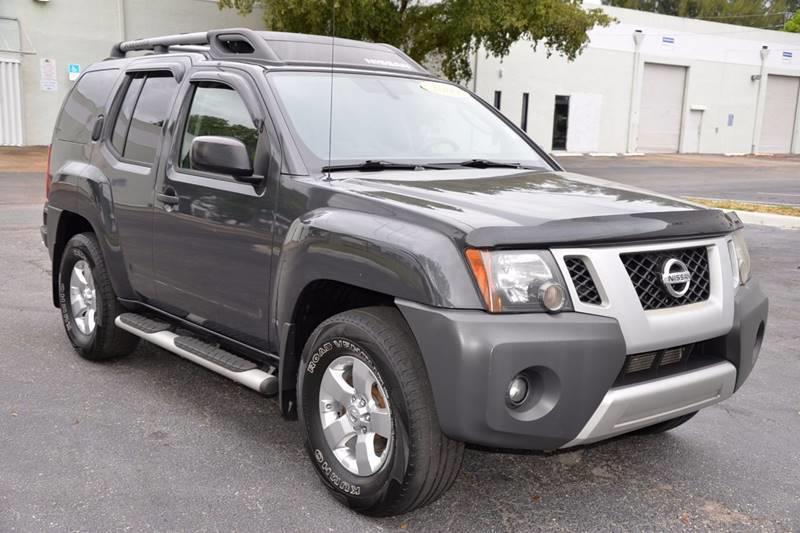 2009 Nissan Xterra Se In Hallandale Beach Fl Best Price Car Dealer