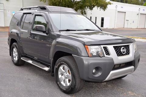 2009 Nissan Xterra for sale in Hallandale Beach, FL