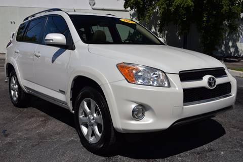 2011 Toyota RAV4 for sale in Hallandale Beach, FL