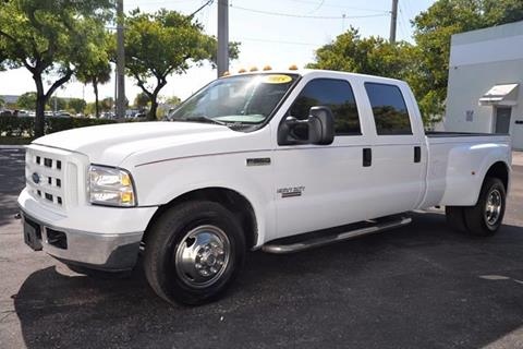 2005 Ford F-350 Super Duty for sale in Hallandale Beach, FL