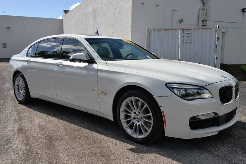 BMW Series Li In Hallandale Beach FL Best Price Car Dealer - 7 series bmw price