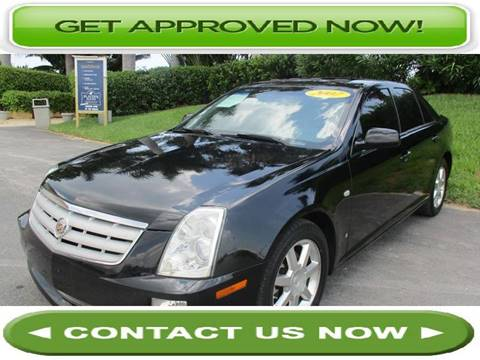 2007 Cadillac STS for sale in Hallandale Beach, FL