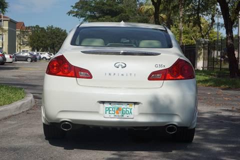 2007 Infiniti G35