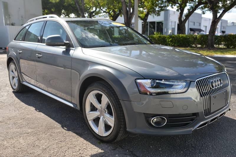 Audi Allroad T Quattro Premium Plus In Hallandale Beach FL - Audi best price