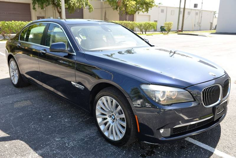 BMW Series Li XDrive In Hallandale Beach FL Best Price - 2010 bmw price