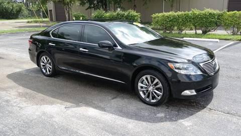 Lexus Ls 600h L For Sale In Florida Carsforsale
