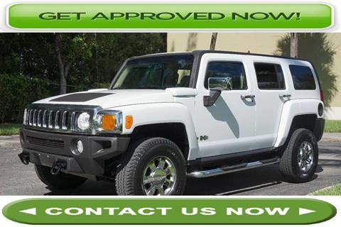 2006 HUMMER H3 for sale in Hallandale Beach, FL