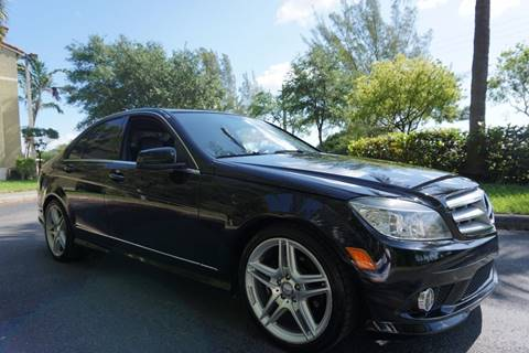 2010 Mercedes-Benz C-Class for sale in Hallandale Beach, FL