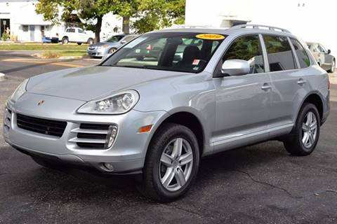 2009 Porsche Cayenne for sale in Hallandale Beach, FL