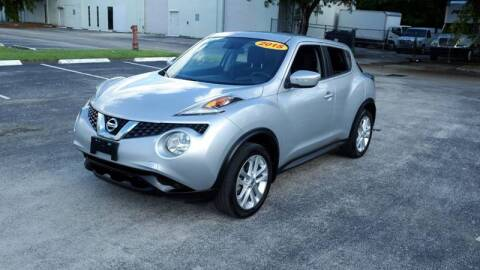 Coral Springs Nissan >> Used Nissan Juke For Sale In Coral Springs Fl Carsforsale
