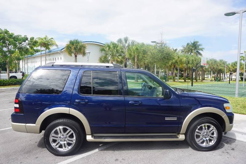 2006 ford explorer in hallandale beach fl best price car. Black Bedroom Furniture Sets. Home Design Ideas