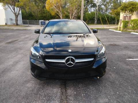2016 Mercedes-Benz CLA for sale at Best Price Car Dealer in Hallandale Beach FL