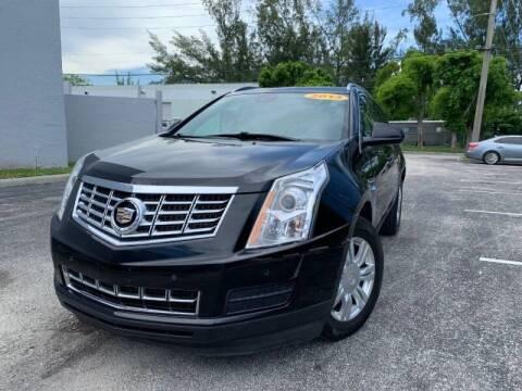 2013 Cadillac SRX for sale at Best Price Car Dealer in Hallandale Beach FL