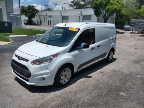 2016 Ford Transit Connect Cargo for sale at Best Price Car Dealer in Hallandale Beach FL