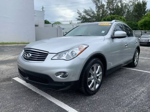 2011 Infiniti EX35 for sale at Best Price Car Dealer in Hallandale Beach FL