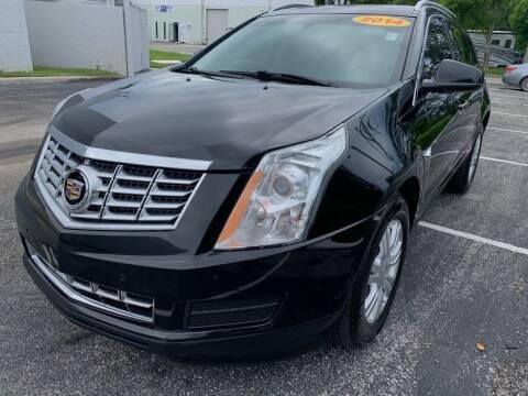 2014 Cadillac SRX for sale at Best Price Car Dealer in Hallandale Beach FL