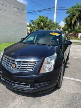 2015 Cadillac SRX for sale at Best Price Car Dealer in Hallandale Beach FL