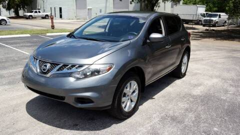 2013 Nissan Murano for sale at Best Price Car Dealer in Hallandale Beach FL