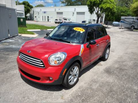 2014 MINI Countryman for sale at Best Price Car Dealer in Hallandale Beach FL