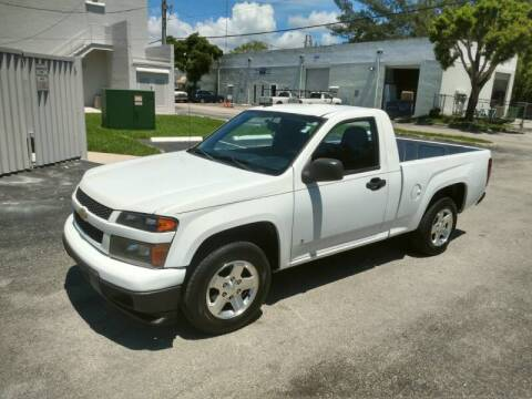 2009 Chevrolet Colorado for sale at Best Price Car Dealer in Hallandale Beach FL