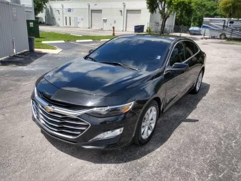 2020 Chevrolet Malibu for sale at Best Price Car Dealer in Hallandale Beach FL