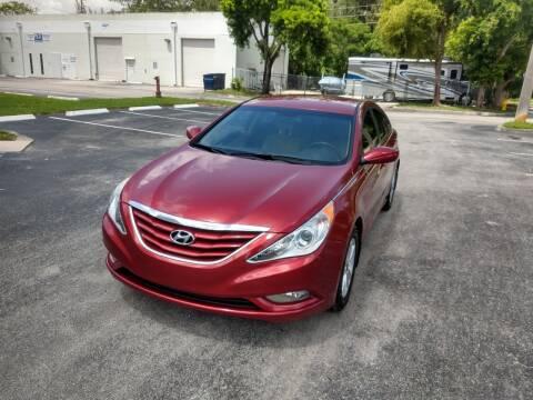 2013 Hyundai Sonata for sale at Best Price Car Dealer in Hallandale Beach FL