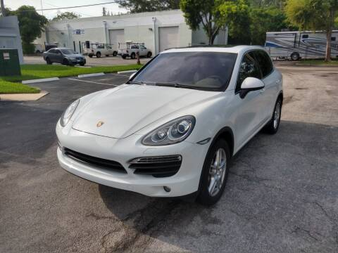 2013 Porsche Cayenne for sale at Best Price Car Dealer in Hallandale Beach FL
