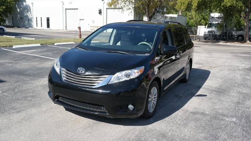 2011 Toyota Sienna for sale at Best Price Car Dealer in Hallandale Beach FL
