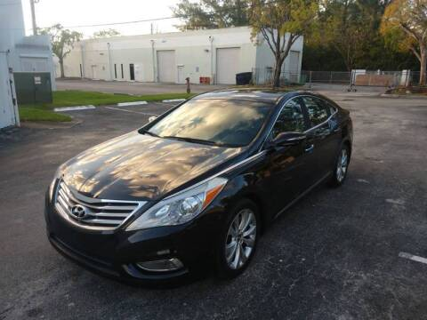 2014 Hyundai Azera for sale at Best Price Car Dealer in Hallandale Beach FL
