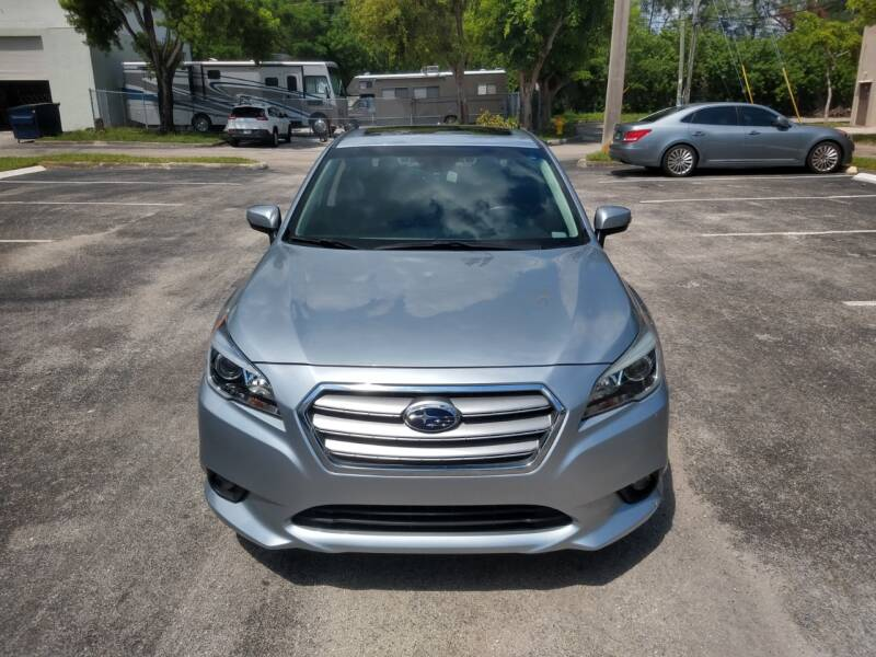 2017 Subaru Legacy for sale at Best Price Car Dealer in Hallandale Beach FL