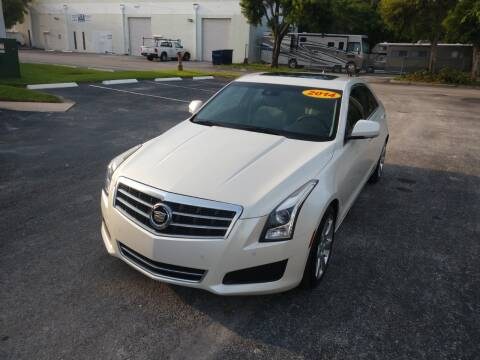 2014 Cadillac ATS for sale at Best Price Car Dealer in Hallandale Beach FL