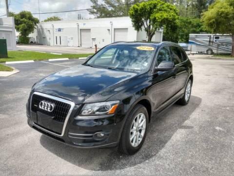 2010 Audi Q5 for sale at Best Price Car Dealer in Hallandale Beach FL