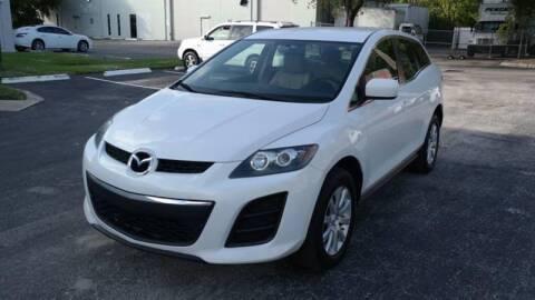 2011 Mazda CX-7 for sale at Best Price Car Dealer in Hallandale Beach FL