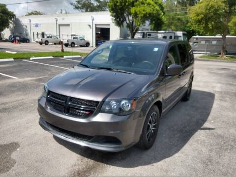 2016 Dodge Grand Caravan for sale at Best Price Car Dealer in Hallandale Beach FL