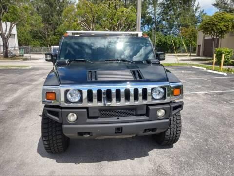 2006 HUMMER H2 for sale at Best Price Car Dealer in Hallandale Beach FL