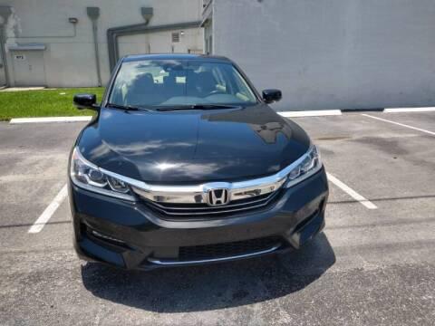 2017 Honda Accord Hybrid for sale at Best Price Car Dealer in Hallandale Beach FL