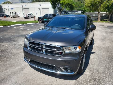 2014 Dodge Durango for sale at Best Price Car Dealer in Hallandale Beach FL