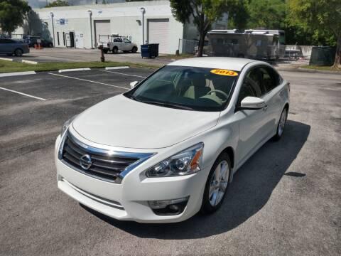2013 Nissan Altima for sale at Best Price Car Dealer in Hallandale Beach FL