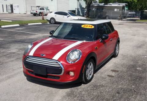 2014 MINI Hardtop for sale at Best Price Car Dealer in Hallandale Beach FL