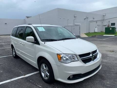 2013 Dodge Grand Caravan for sale at Best Price Car Dealer in Hallandale Beach FL