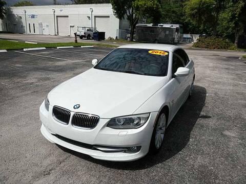 2012 BMW 3 Series for sale at Best Price Car Dealer in Hallandale Beach FL