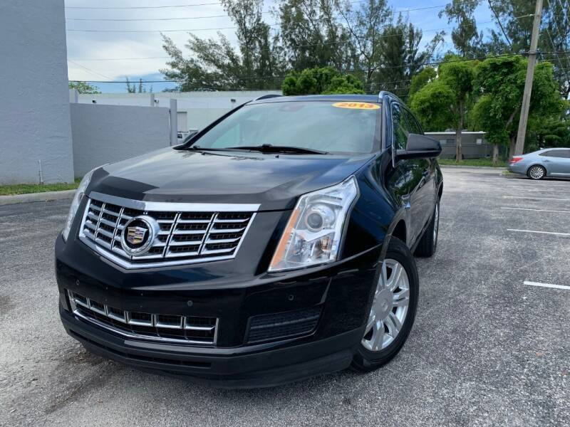 2013 Cadillac SRX for sale at Best Price Car Dealer in Hallandale Beach FL