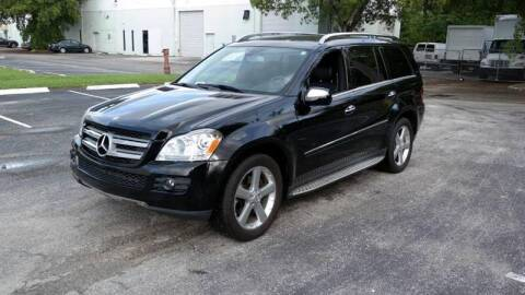 2009 Mercedes-Benz GL-Class for sale at Best Price Car Dealer in Hallandale Beach FL