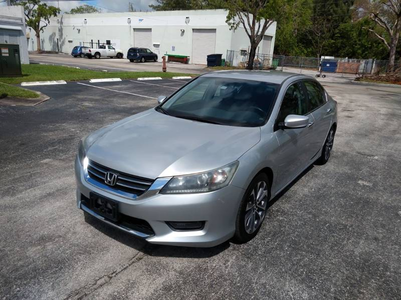 2014 Honda Accord for sale at Best Price Car Dealer in Hallandale Beach FL