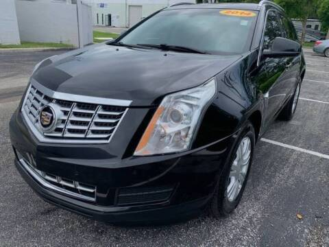 2014 Cadillac SRX for sale at Best Price Car Dealer in Hallandale Beach FL