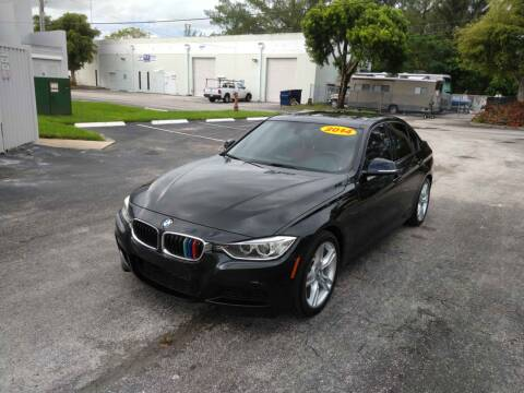 2014 BMW 3 Series for sale at Best Price Car Dealer in Hallandale Beach FL