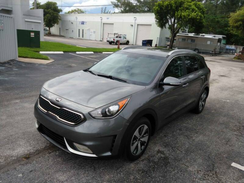 2017 Kia Niro for sale at Best Price Car Dealer in Hallandale Beach FL
