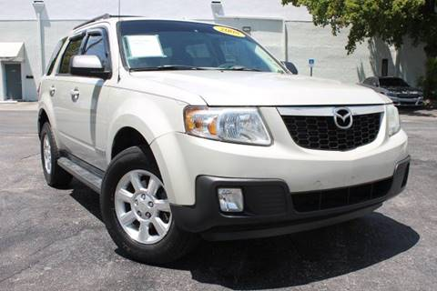2008 Mazda Tribute for sale in Hallandale Beach, FL