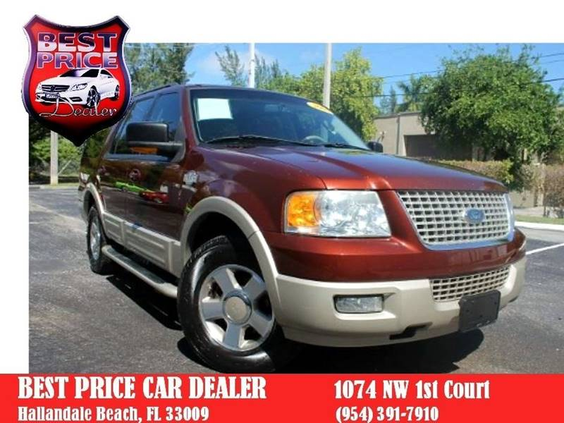 Ford Expedition For Sale At Best Price Car Dealer In Hallandale Beach Fl