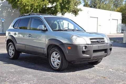 2006 Hyundai Tucson for sale in Hallandale Beach, FL